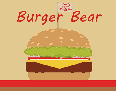 Burger Bear Commercial