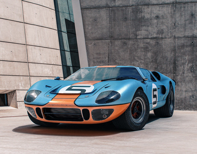 1966 Ford GT40 MkII