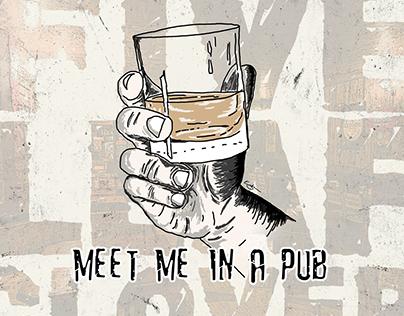 Meet me in a Pub - CD cover