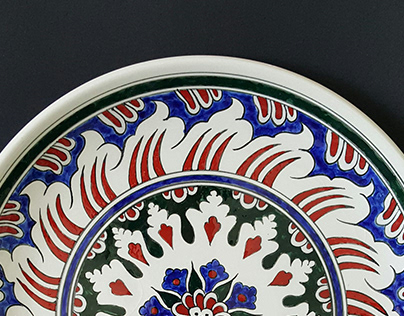 Traditional Plate Designs
