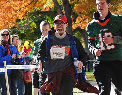 Michael's Run Raises Money for Respite Center