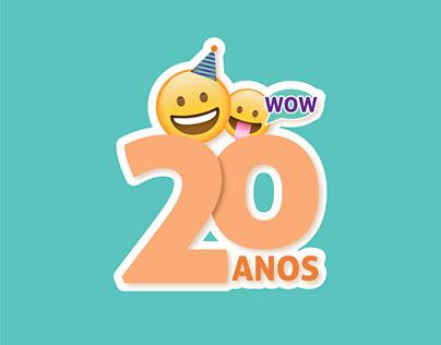 20 Anos Escola Dente de Leite