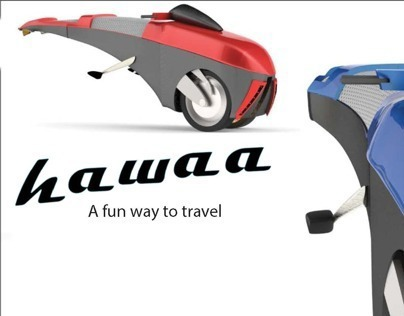 Hawaa - Public transport system