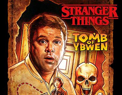 Stranger Things Comics - Tomb of Ybwen