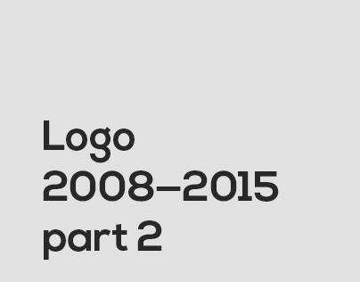 Logos 2008—2015 part 2