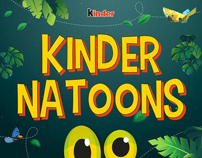 KINDER NATOONS CAMPAIGN