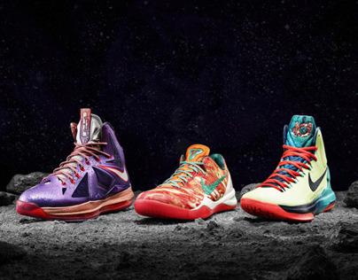 Nike Basketball Area 72 Collection