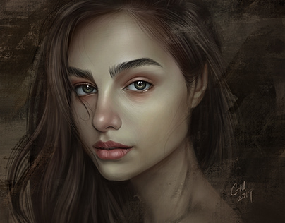 Procreate Painting ANA ROSSOLOVICH