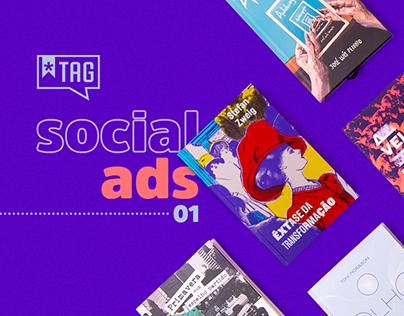 TAG Livros   Social Ads #1