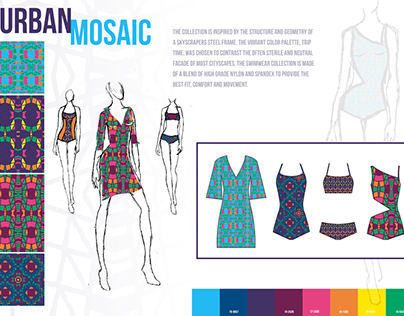 Textile Design Storyboards: Apparel & Home