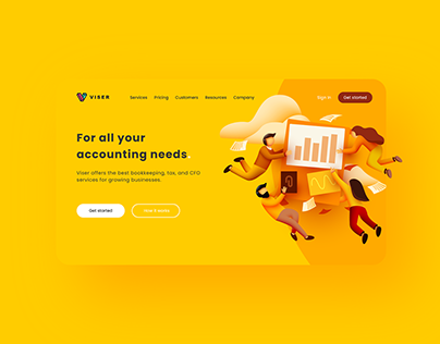 Viser - Bookkeeping and tax for SMEs and startups