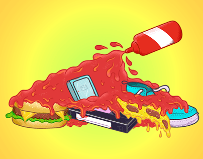 Let's ketchUP on things