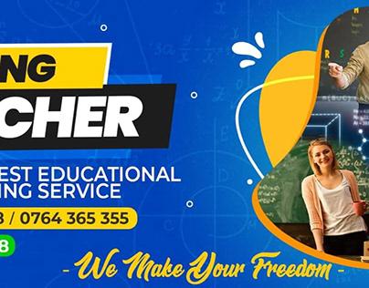 Cover Photo for Flying Teacher