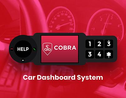 Car Dashboard System UI for EU/US market