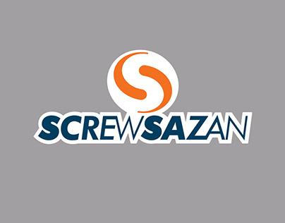 Corporate identity for Screw Sazan Co.