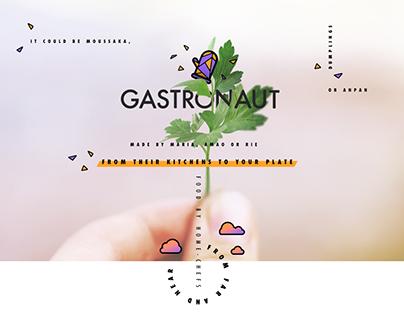Gastronaut - Branding