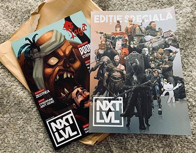 NXT LVL - Romanian Gaming Magazine
