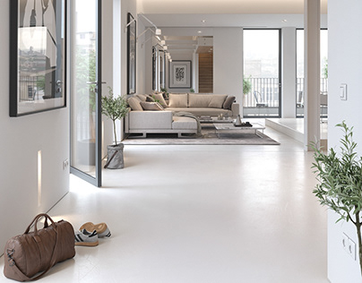 Private Residence M CGI