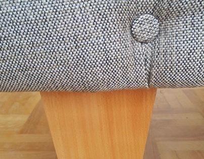 Trpezarijska klupa/Dining Bench
