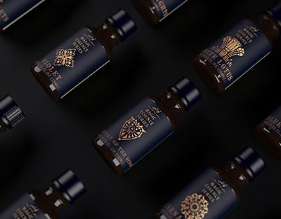 Lotus Magic Essential Oil Series