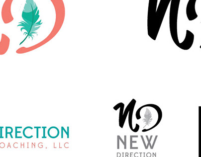 Logo for New Direction Coaching