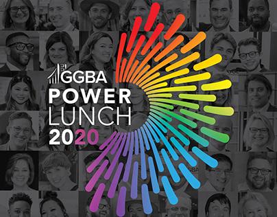 GGBA PowerLunch Logo