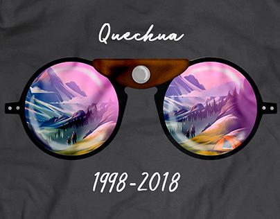 Tee-shirt Quechua