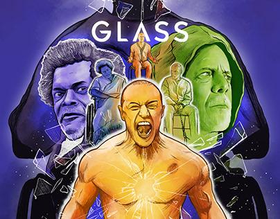 Glass: Alternate Movie Poster