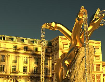 Hydra Fountain