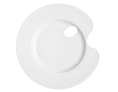 Assiette et dépendances (Plate and dependences)