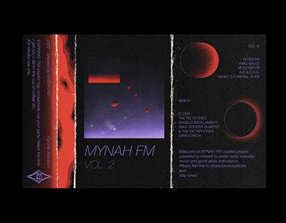 MYNAH FM VOL.2 cover