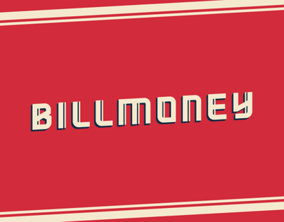BillMoney Free Font