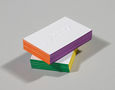 Avalanche business cards