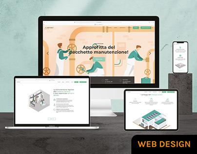 FL Impianti — Website