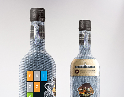 Frizzé - Botella Ganadora Concurso 2012