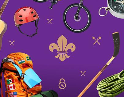 Scouts Canada - campagne 2015