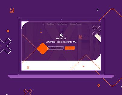 UX Talk'19   UI Site