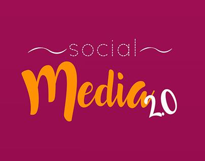 Social Media 2017 - 2.0 (Art Direction)