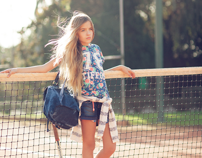 Tiffosi Kids Denim Spring 2015