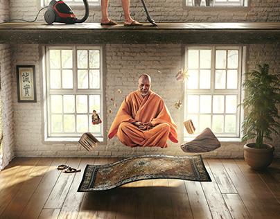 LG Campaign - Vacuum Cleaner