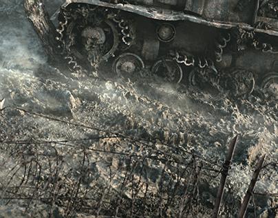 CGI - Ratures War - LookDev and Short BreakDown
