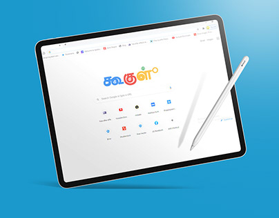 Google Tamil - Logo Design