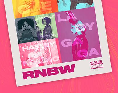 RNBW - LGBTQ+ Cultural Arts Festival