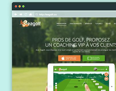 Website Eagolf