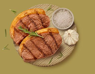 Picanha e Carne de Panela - Macarrão Instantâneo NInfa