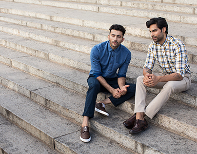 Reliance Trends Mens SS17 Campaign
