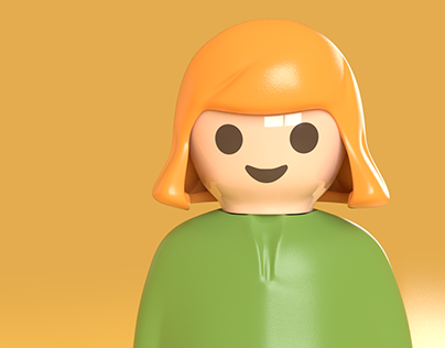 Behind the scenes at playmobil world!