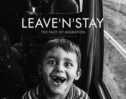 Leave'n'stay or The face of Migration /photoproject/