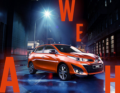 Toyota Yaris 'Own it' Campaign