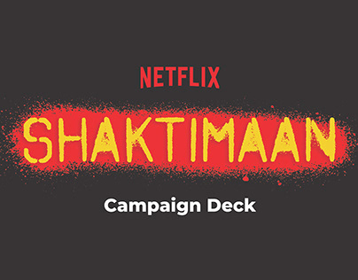 Shaktimaan Campaign (Live Project)